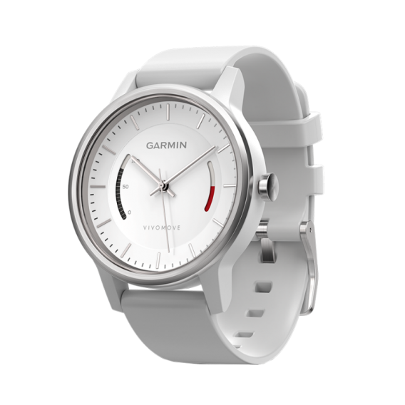 Garmin Vivomove Sport White with Sport Band