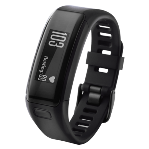 Garmin Vivosmart HR Black Extra Large