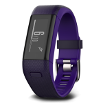 Garmin Vivosmart HR+ Purple Regular