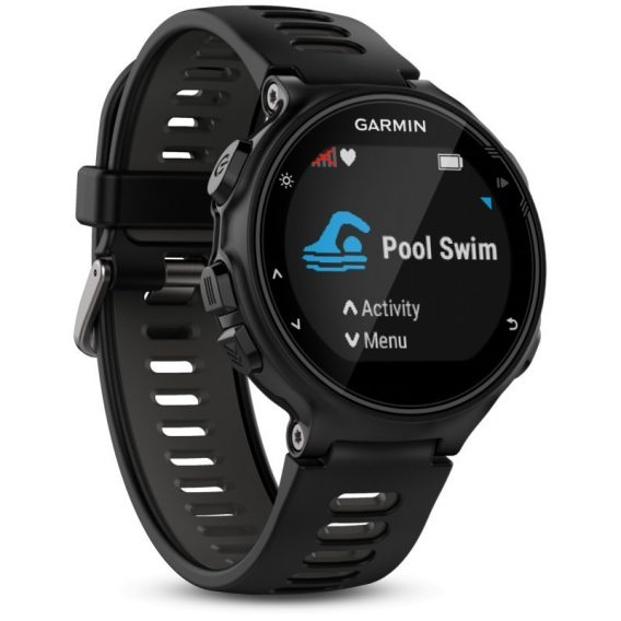 Garmin Forerunner 735XT Run Bundle BlackGray