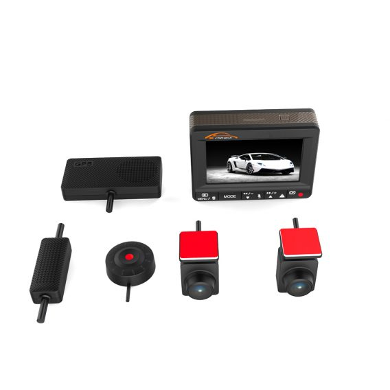 Koonlung K1S две камеры + GPS